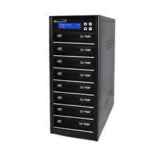 Vinpower Econ 8 Target Blu-ray DVD CD Disc Duplicator Copier 500GB HD + USB 3.0