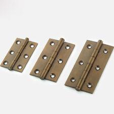 Durable Brushed Hardware Flat Open Hinge Door Hinges Ball Bearing Kits 6L
