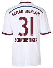 Trikot Adidas FC Bayern 2014-2015 Away - Schweinsteiger [164 bis XXL] FCB