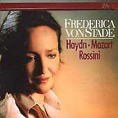Wolfgang Amadeus Mozart, Gioachi, Frederica von Stade - Haydn, Mozart, Rossini,