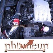 RED 1993-1998 VW GOLF JETTA JAZZ/GL/GLS/GT/GTI/K2 2.0 2.0L AIR INTAKE KIT