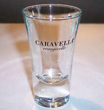 CARAVELLA ORANGECELLO SHOT GLASS SHOTGLASS SHOOTER BRAND NEW
