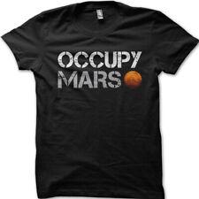 OCCUPY MARS as worn by Elon Musk printed t-shirt 9076