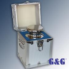10kg Einzel-Kalibriergewicht Prüfgewicht in versch.Materialien und Genauigkeiten