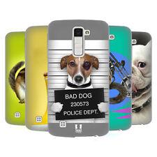 Head Case Designs Funny Animals Hard Back Case For Lg K10