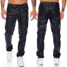 Cipo & Baxx Herren Jeans Hose 320 negro aspiraran w28 29 30 31 32 33 34 36 38