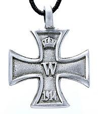 no. 22 Iron Cross Band / Necklace Pendant Iron Cross Path Tin Ek
