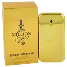 1 Million by Paco Rabanne Eau De Toilette Spray 1.7 oz Men NIB