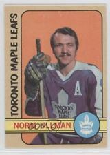 1972-73 O-Pee-Chee #147 Norm Ullman Toronto Maple Leafs Hockey Card