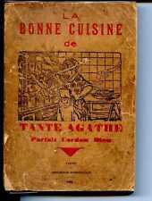 LA BONNE CUISINE DE TANTE AGATHE PARFAIT CORDON BLEU