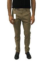 ZANELLA pantalone uomo colore biscotto mod 113230 HORSE/M slim MADE IN ITALY