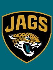 Jacksonville Jaguars Football Logo Hockey Art Huge Giant Wall Print POSTER