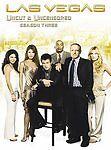 Las Vegas: Season Three by James Caan, Josh Duhamel, Nikki Cox, Vanessa Marcil,