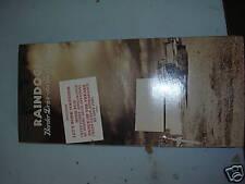 RAINDOGS BORDER DRIVE-IN THEATRE CD RARE LONG BOX