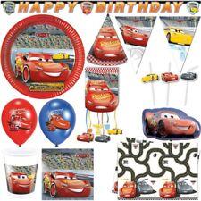 Disney Cars 3 Children Birthday Party Set Birthday Decode Motto Party Tableware