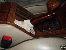 Se adapta a Range Rover P38 Cuero lightstone Freno De Mano Gaitor Nuevo