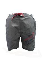 Board shorts uomo West Scout costume da bagno grigio