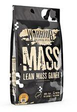 Warrior Masse Gainer 5 kg Lean Muscle Gain de poids 3 étape Poudre de Protéine S...