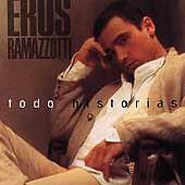 Todo Historias by Eros Ramazzotti NO REAR ARTWORK