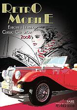 Retromobile 2008 - Europe's Leading Classic Car Show [DVD], DVD | 5017559108212