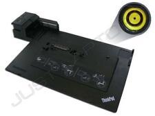 Lenovo ThinkPad T430 Docking Station Port Replicator USB 3.0 No Keys Dock Only