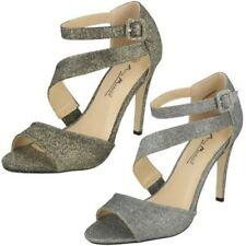 Donna Anne Michelle open toe sandali con Tacco