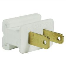 White SPT-1 Male Plug SPT-1 Gilbert Plug Vampire Plug Quick Plug