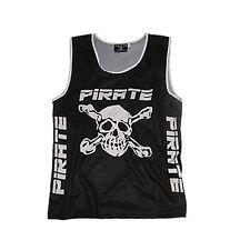 Pirate cool black Shirt, Skull, Totenkopf, Pirat, Pirates