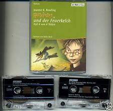 Harry Potter--und der Feuerkelch--MC-2 Stück-Hörbuch-4-