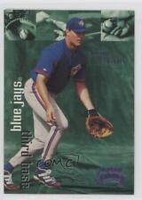 1999 Skybox Thunder Rant #152 Tom Evans Toronto Blue Jays Baseball Card