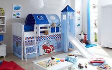 Etagenbett Spielbett Alex : Blaue rutsche kinder hochbetten günstig kaufen ebay