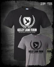 Always Sunny In Philadelphia Bird Law Shirt Charlie Kelly Lawyer Funny Kitten