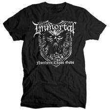Immortal Norther Chaos  V1 T shirt BLACK