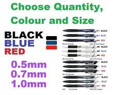 Jetstream CHOOSE HOW MANY+COLORS! Pen SXN 155S 157S 150S 1.0 mm 0.5 0.7 Uni Ball