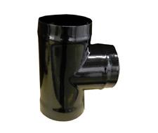Polycarburant poêle cheminée Spigot//registre Plaque
