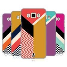 Colore Case Designs HEAD Blocco Chevron HARD BACK CASE per Samsung Telefoni 3
