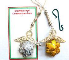 Weihnachten Schneeflocke Engel Weihnachtsbaum Ornament Weihnachten Geschenkidee
