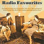 Radio Favourites, Various Artists, Very Good Import