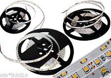 LED indirekte Beleuchtung Warmweiss Streifen Leiste Funk Dimmer 12V Netzteil 1-