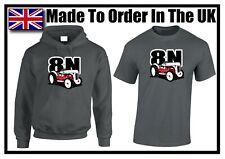 Condado de Ford 754 Tractor Vintage para Hombres Camiseta//Sudadera Con Capucha
