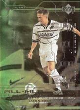 2000 Upper Deck Major League Soccer 'All-MLS Team' Insert / Chase Cards - MLS