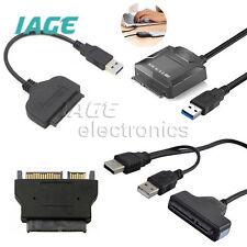 """USB 3.0 zu 2.5"""" HDD SATA III Hard Drive Kabel Adapter für SATA3.0 SSD&HDD"""