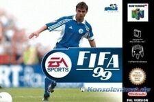N64 FIFA 99/état Sélectionnable