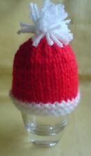 Egg Cosy Christmas Hat pudding, bonhomme de neige, Robin, PINGOUIN & animaux de Noël Cadeaux