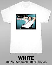Chuck Bartowski Zachary Levi TV Funny Show NBC Graphic T Shirt