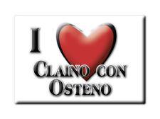 CALAMITA LOMBARDIA FRIDGE MAGNET MAGNETE SOUVENIR LOVE CLAINO CON OSTENO (CO)