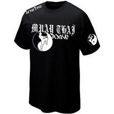 T-Shirt MUAY THAÏ BOXING SPORT COMBAT BOXE THAÏLANDAISE