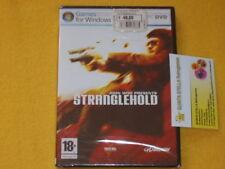 John Woo STRANGLEHOLD NUOVO PC - DVD  vers. ITALIANA