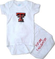 Texas Tech Red Raiders Future Tailgater Baby Bodysuit