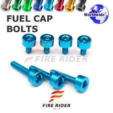 FRW 6Color Fuel Cap Bolts Set For Honda CBR900RR 98-99 98 99
